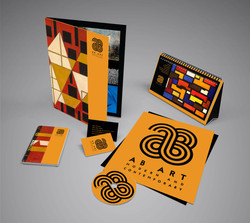 AB ARTS LOGO DESIGN & BRAND IDENTITY
