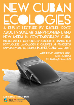 MIT NEW CUBAN ECOLOGIES