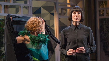 Theatre Review: Twelfth Night, National Theatre Screening