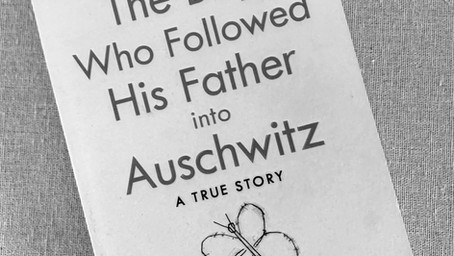 Reviewing Jeremy Dronfield's 'The Boy Who Followed His Father into Auschwitz'