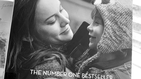 Reviewing Emma Donoghue's 'Room'