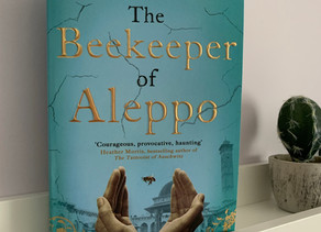 Reviewing Christy Lefteri's 'The Beekeeper of Aleppo'