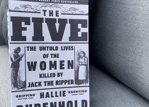 Reviewing Hallie Rubenhold's 'The Five'