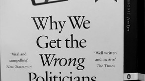 Reviewing Isabel Hardman's 'Why We Get the Wrong Politicians'