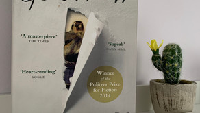 Reviewing Donna Tartt's 'The Goldfinch'