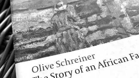 Reviewing Olive Schreiner's 'The Story of an African Farm'