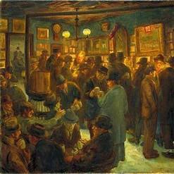 John Sloan-McSorley's Saturday night