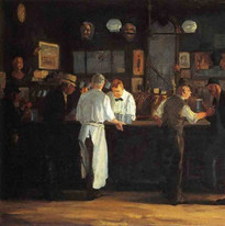 John Sloan-McSorleys Bar