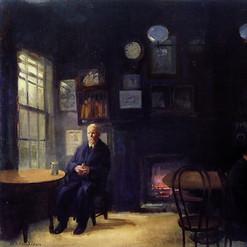 John Sloan-Mcsorley's backroom