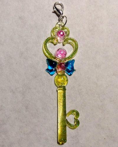 Green princess key