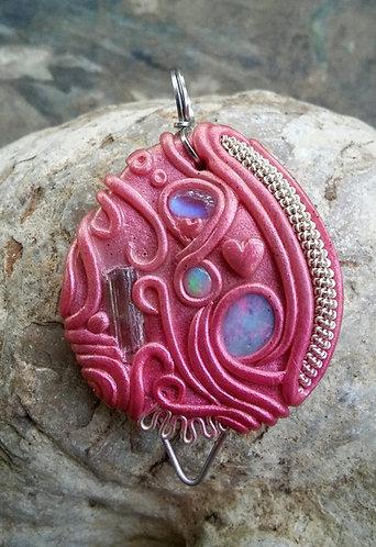 Pink galactic key