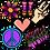 Thumbnail: Julie's custom digital sticker pack