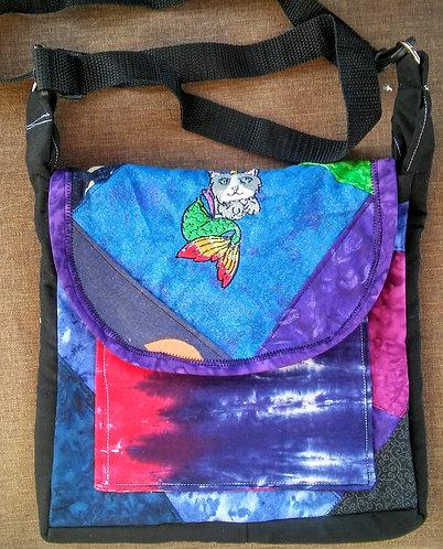 Kitty mermacorn purse