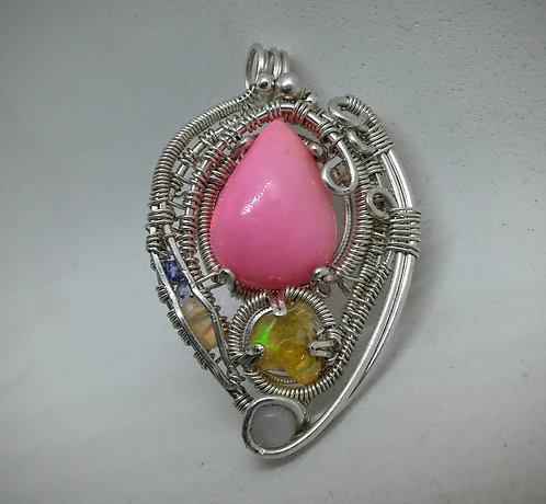 Pink opal princess power