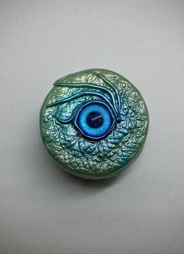 Flower of life eyeball jar