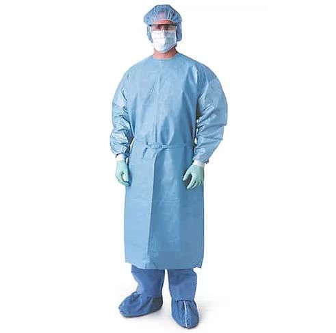 Sterile Disposable Surgical Gown 40g