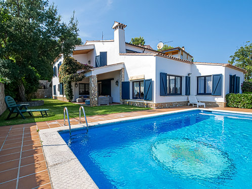 Fantástica casa en venta en Calella de Palafrugell