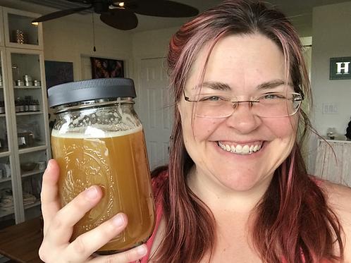Autumn's Immune Fire Cider Tincture 4 oz