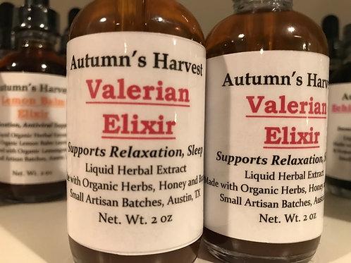 Valerian Elixir Tincture