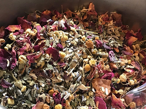 Herbal Facial Steam - Relaxation Support