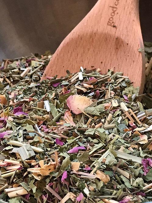 Relaxing Heart Opening Tea