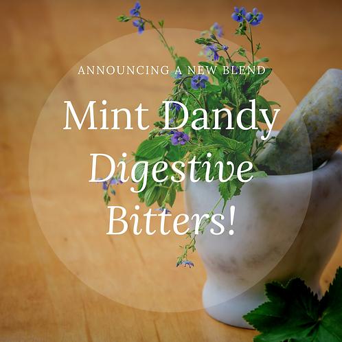 Mint Dandy Digestive Bitters