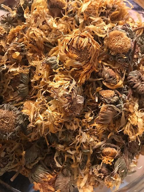 Calendula Flowers Organic Loose Herb