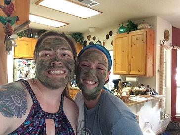 Autumn Schulze Herbalist Health Coach Austin Herbal Mask