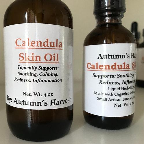 Calendula Infused Skin Oil