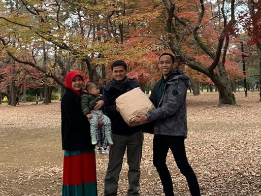 Momiji: Piknik di Musim Gugur