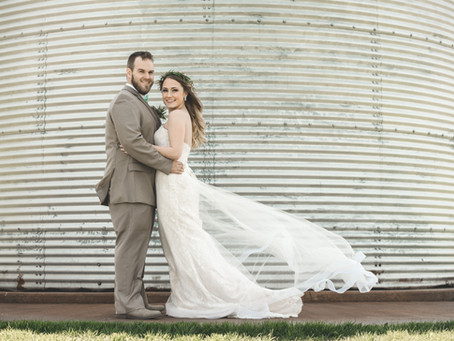 Kuiper's Family Farm Styled Wedding Shoot