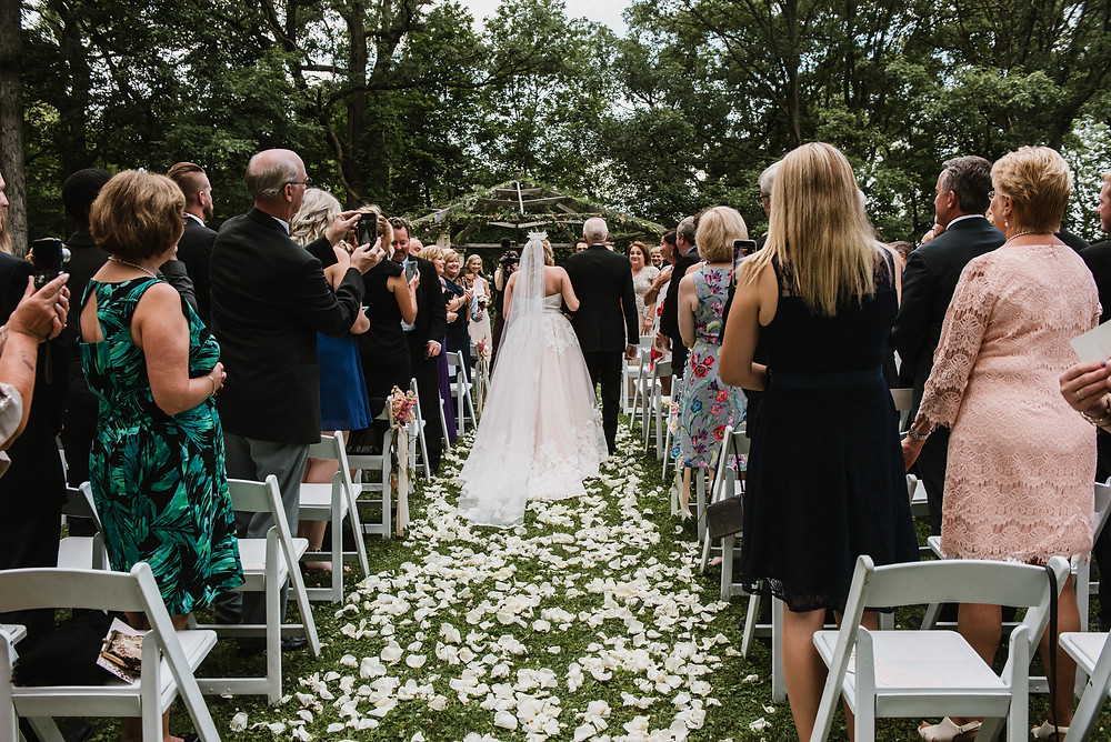 Wedding Redfield Estate at the Grove in Glenview, IL