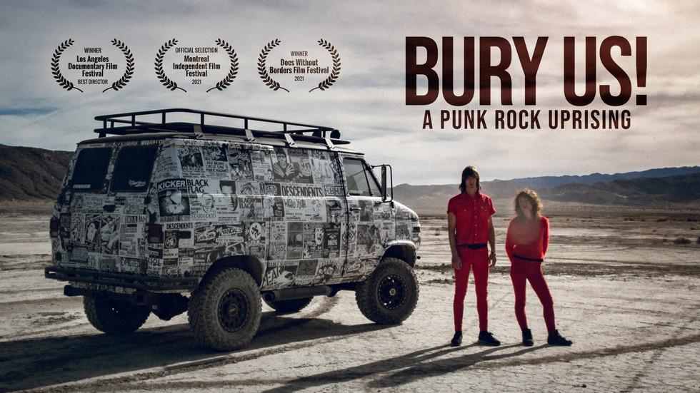 Bury Us! A Punk Rock Uprising