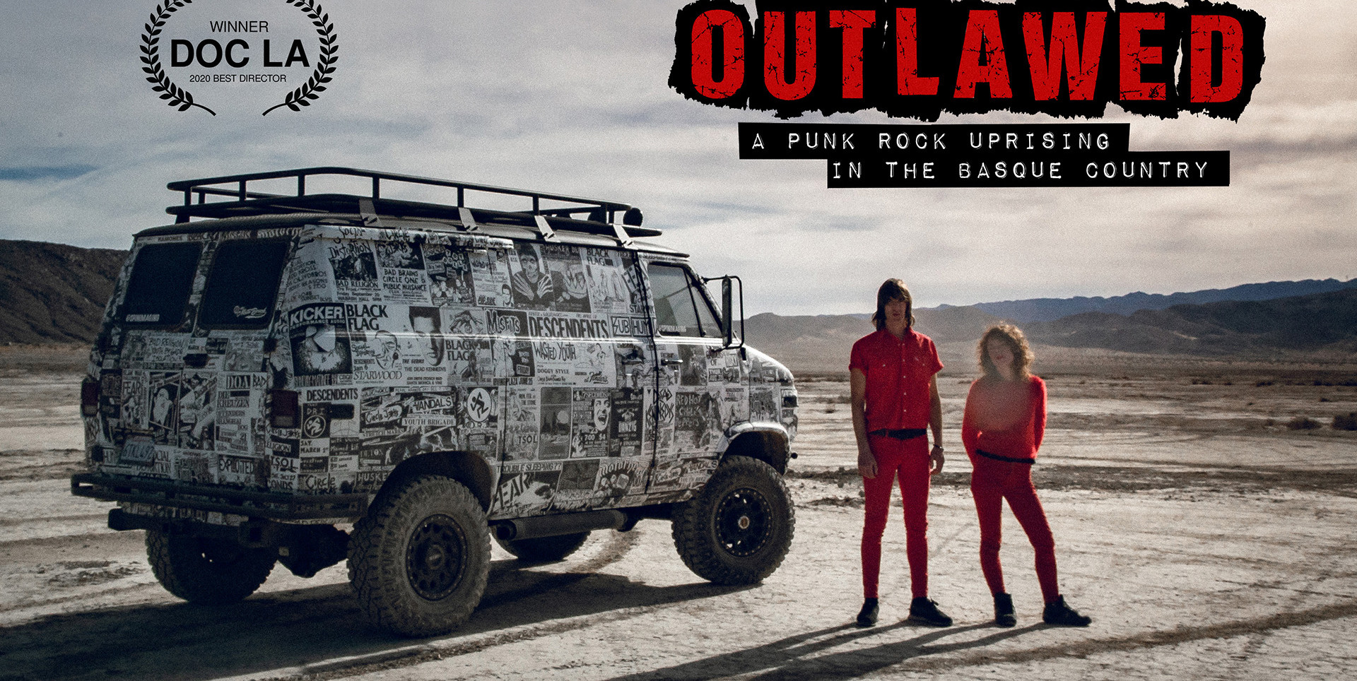 Outlawed: A Punk Rock Uprising