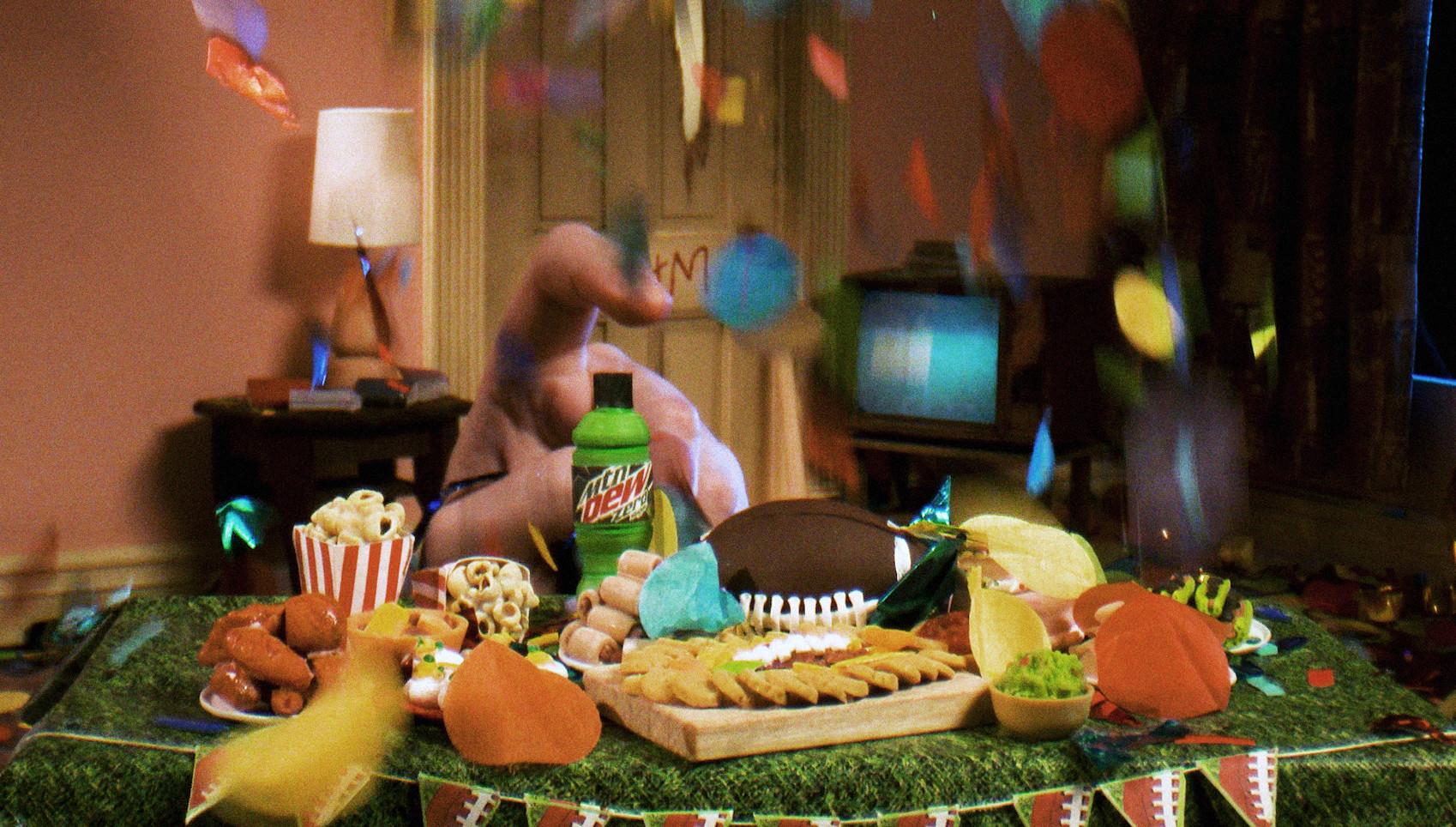 Tony's Super Bowl Watch Party