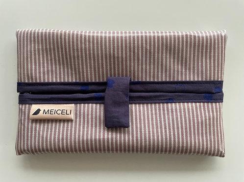 Violett Stripes