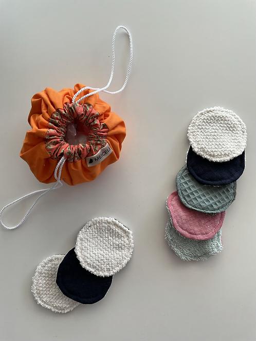 Set Pompidou - Kosmetikpads