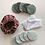 Thumbnail: Set Pompidou - Kosmetikpads