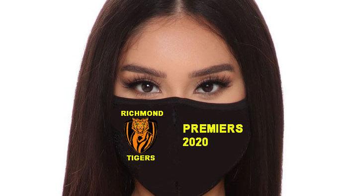 Richmond Tigers Premiers 2020