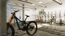 Begonian Hus 3 Cykelparkering 2