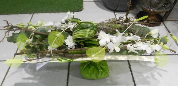 Bouquet horizontale