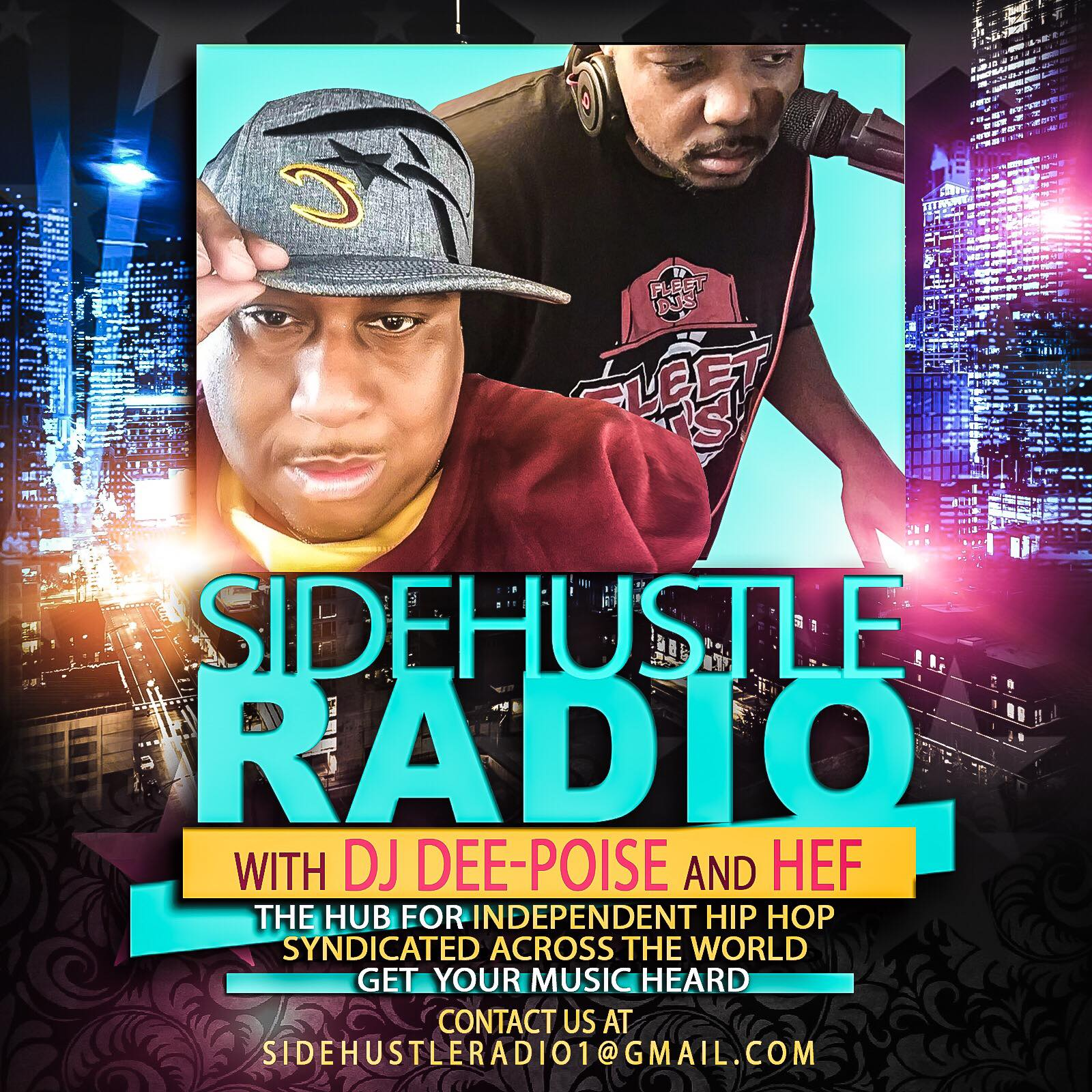 DJ Deepoise & Hef