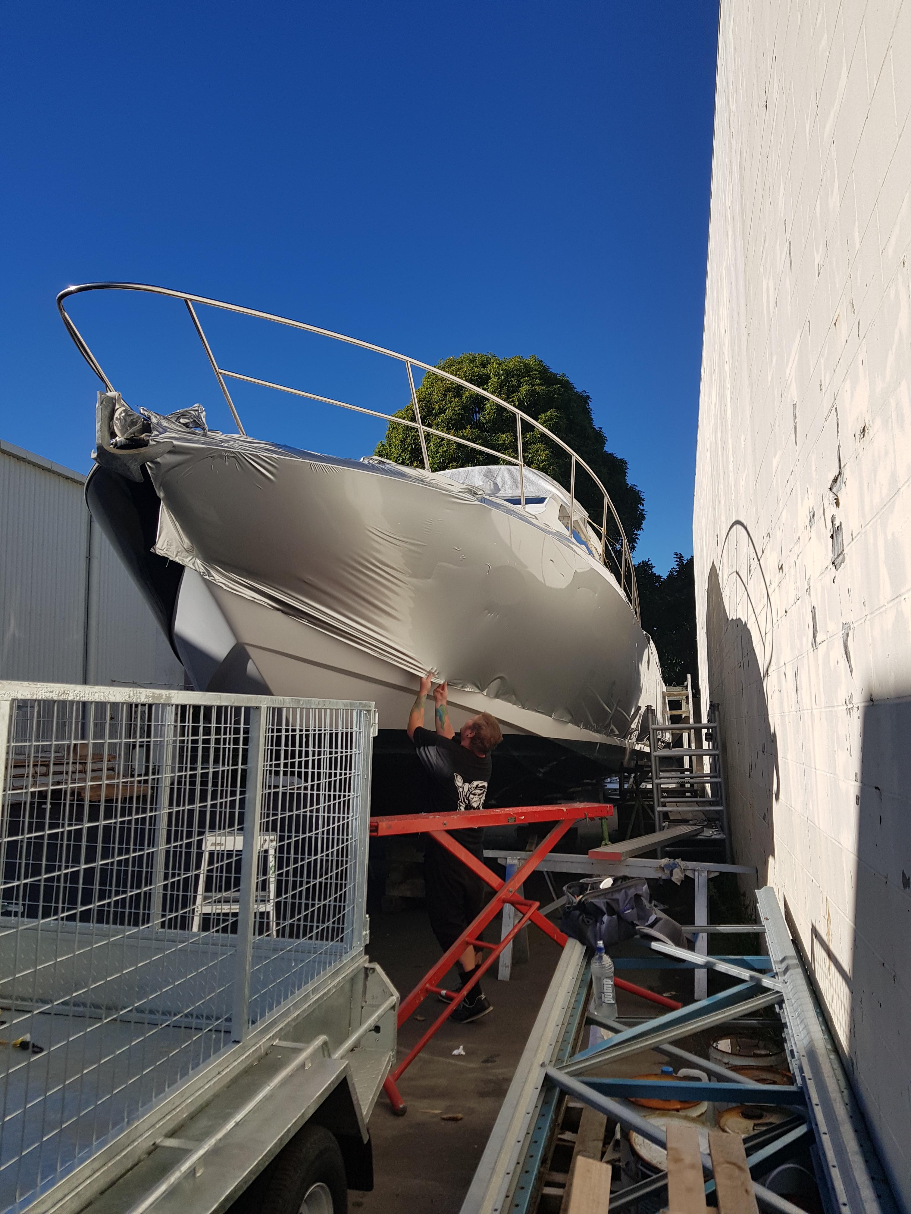 boat wrap 1st side
