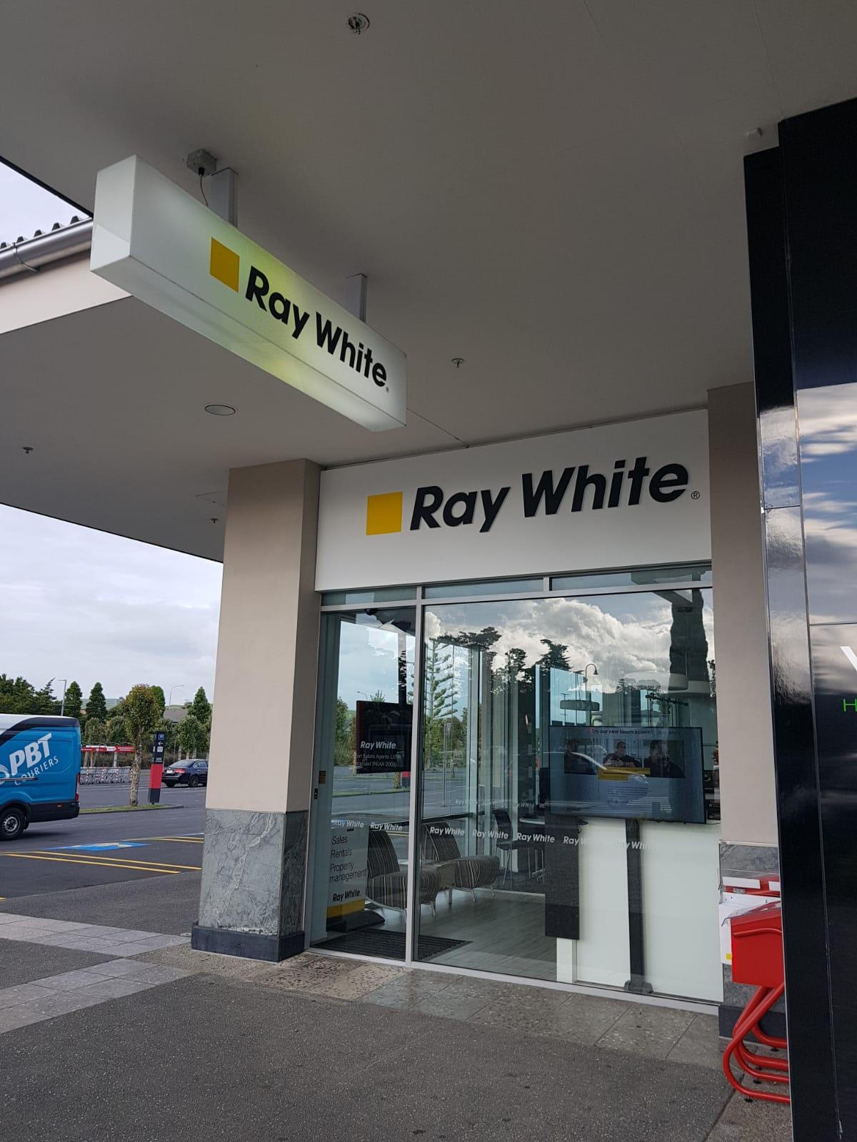 Ray White Signage