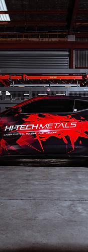 Hi-Tech Camaro Side