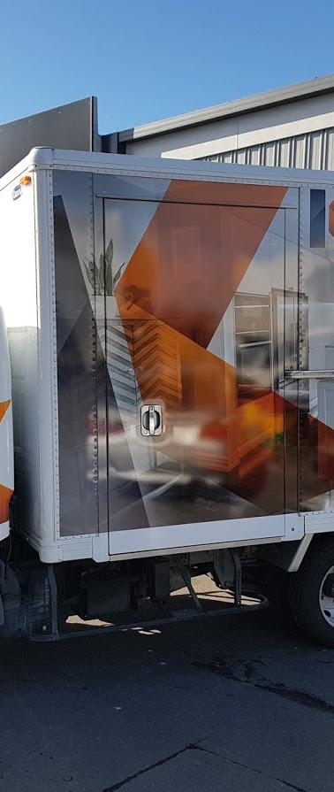 La Bella Kitchens Truck