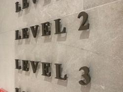 Metal 3D Letters 2