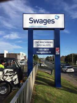 Swages Engineering Plinth