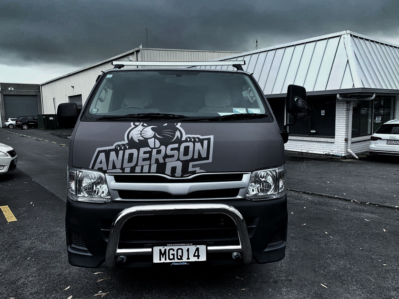 Anderson Build 3