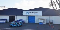 United Steel Signage